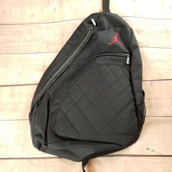 b7d0eb3d770 Air Jordan Jumpman Sling Backpack. M_5c4b520812cd4abef81d6e48